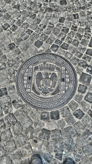 Very cool manhole covers